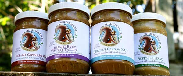 Wild Squirrel Nut Butter on Shark Tank