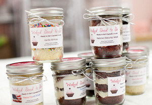 cupcakes in a jar wicked good cupcakes