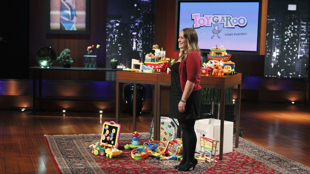 Toygaroo Nikki Pope on SharkTank