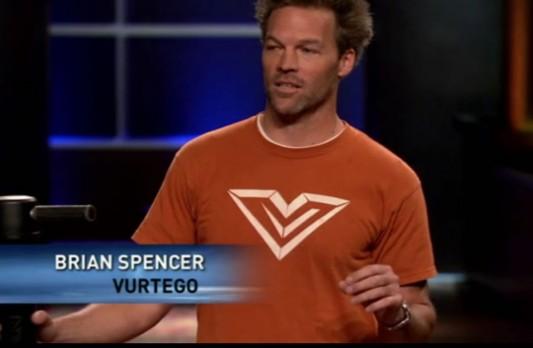 Vurtego Pogo Sticks Brian Spencer Shark tank