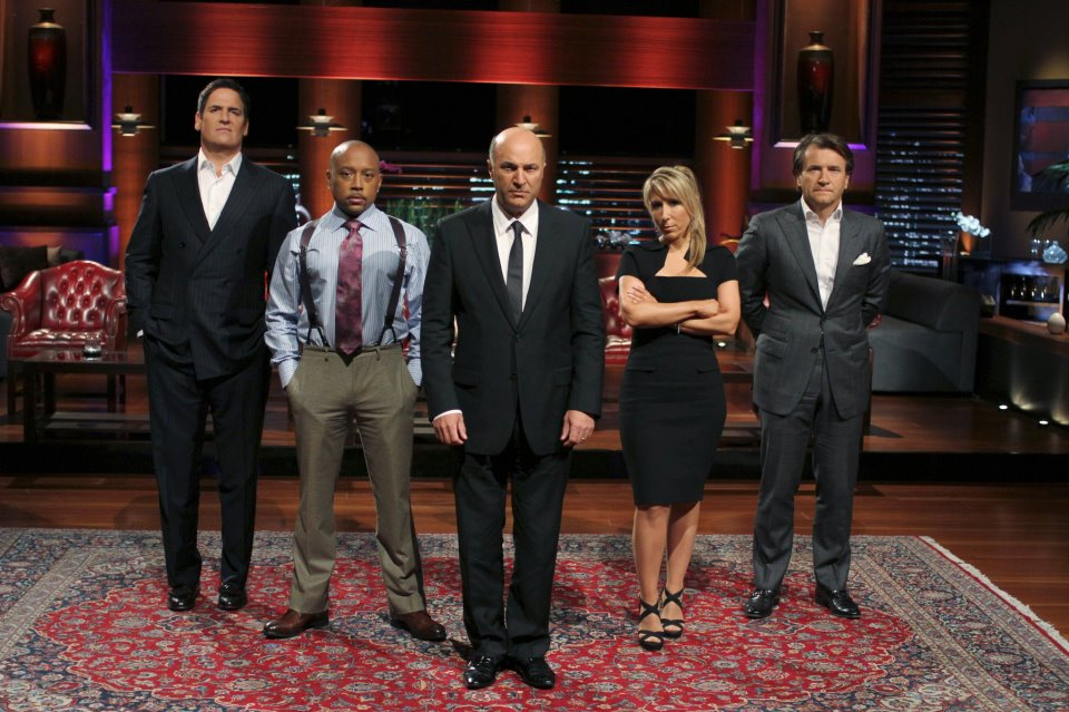 Episode 404 Shark Tank Sharks
