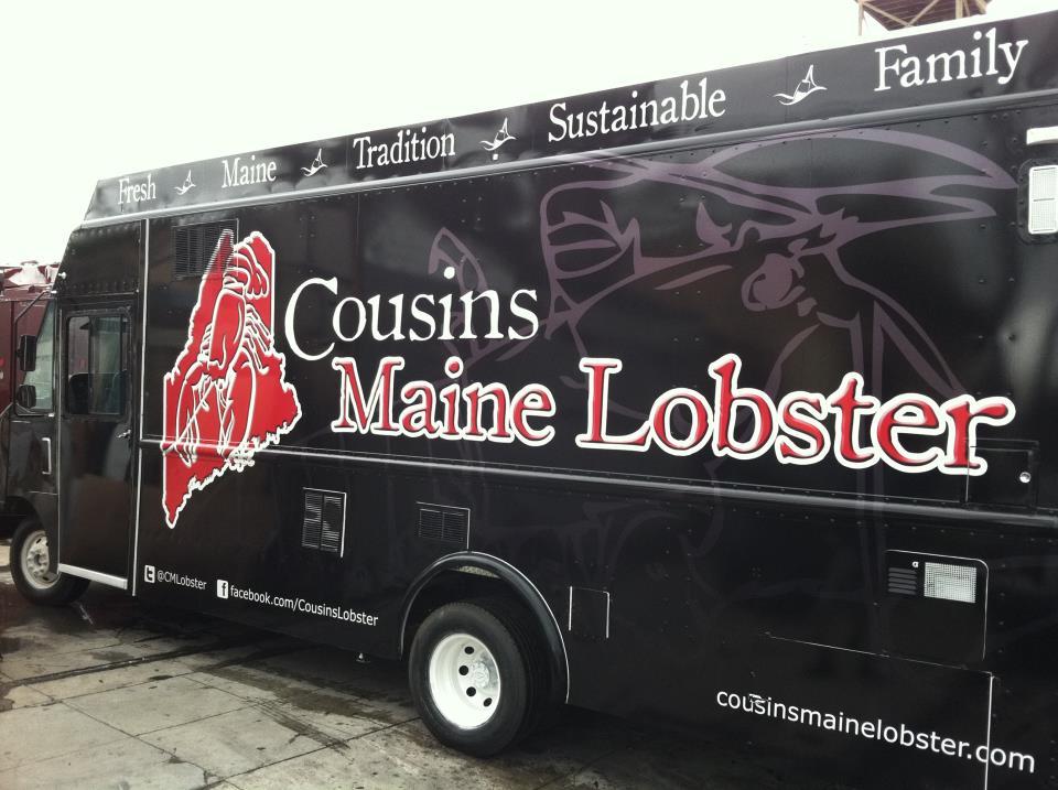 Cousins Lobster Truck