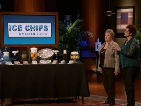 ice chips update shark tank