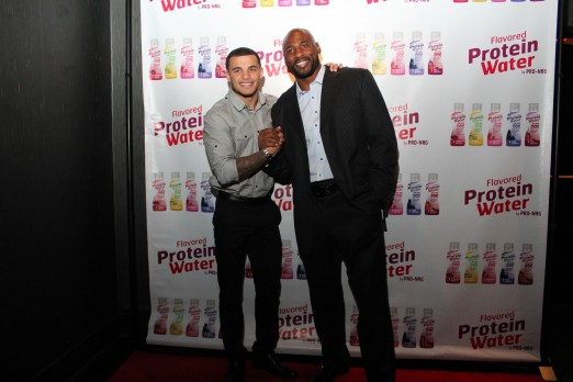 Protein Water by PRO-NRG launch party