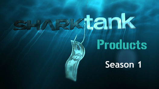 shark tank products season 1 Season 1 Products