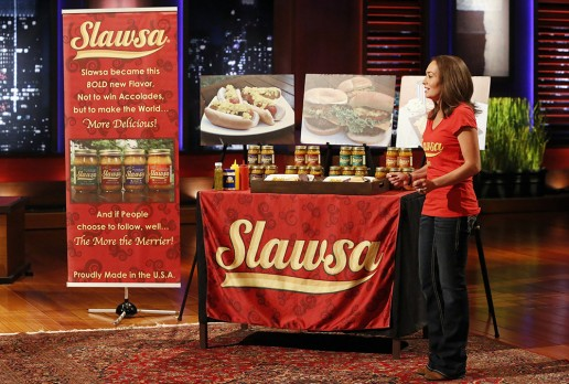New condiment - slawsa food company