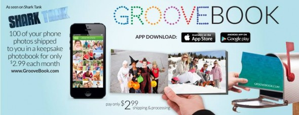 groove book photo book app