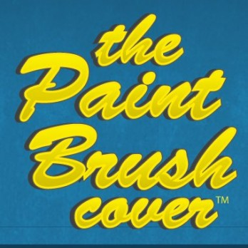 the paint brush cover