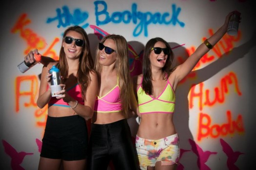 the boobypack