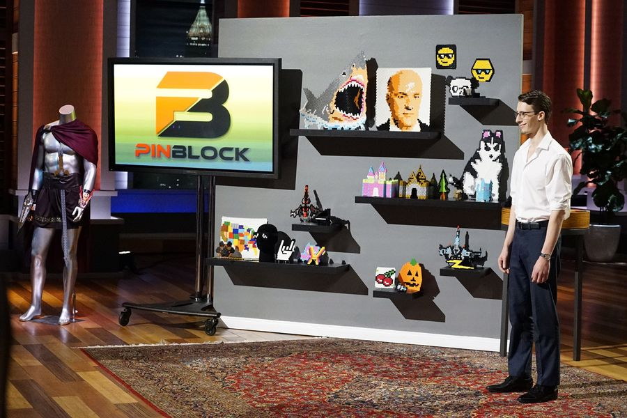 PinBlock - Shark Tank Blog